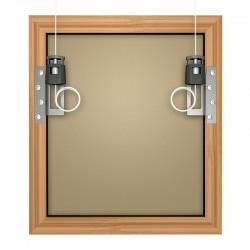 Wooden Picture Frame Hanger