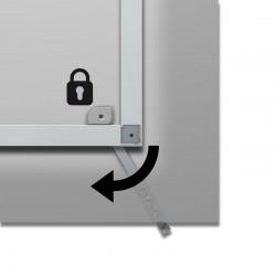 Back Frame Security Key