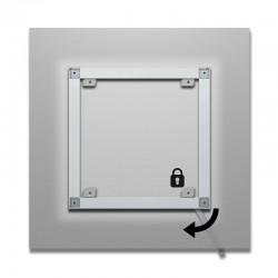 Back Frame Security Set
