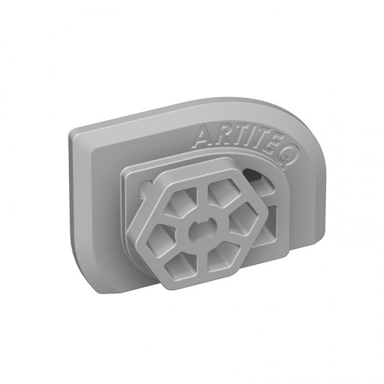 Artiteq 05.16010 Back Frame Security Set for 8 and 15 millimetre subframe for anti-theft protection