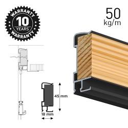 Art Strip Black 300cm