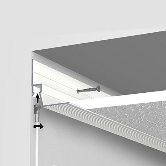 Ceiling Strip White 300cm