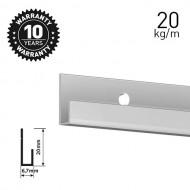 Classic Rail Alu 200cm
