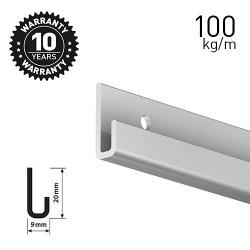 Classic Rail+ Alu 200cm
