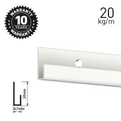 Classic Rail White 200cm