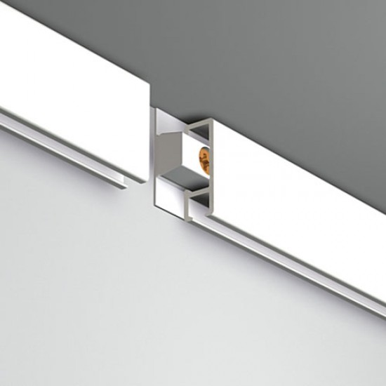 Artiteq Click Rail White Primer ALL-IN-ONE Kit 400cm