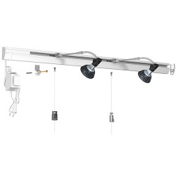 Combi Rail Pro Light White 200cm