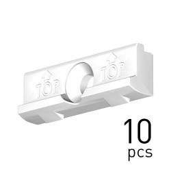 Contour Rail Click & Connect - 10pcs