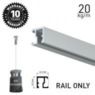Contour Rail Alu 200cm