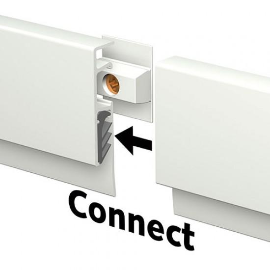 Artiteq Info Rail White 50cm