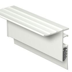 Info Rail+ White 100cm
