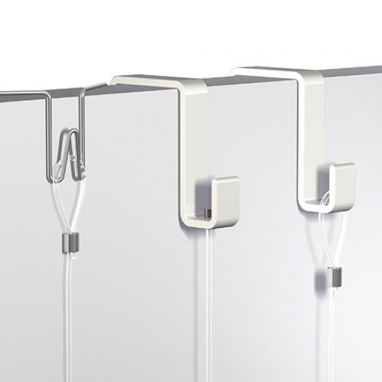 Artiteq Panel Hook 16mm White