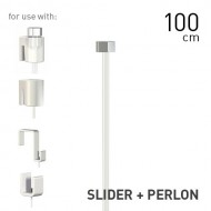 Slider + 2mm Perlon 100cm