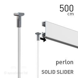 Solid Slider 2mm Perlon 500cm