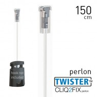 Twister Cliq2Fix 2mm Perlon 150cm